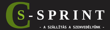 CS Sprint Futárral