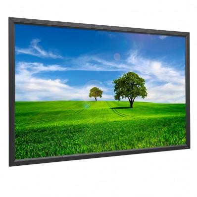 Vászon, Projecta HomeScreen, 151 x 256 cm vászonméret, 16:9 képarány, Házimozis, Fi x