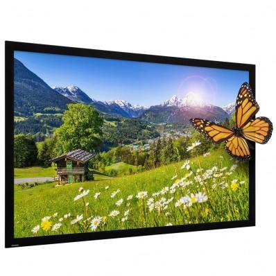 Vászon, Projecta HomeScreen Deluxe, 196x256 cm vászonméret, 4:3 képarány, Fix
