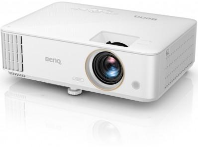 Projektor, BenQ TH585, DLP, HD1080 (1920x1080) felbontás, 16:9 képarány, Házimozis