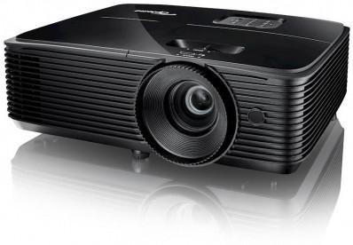 Projektor, Optoma X342e, DLP, XGA (1024x768) felbontás, 4:3 képarány, Hordozható