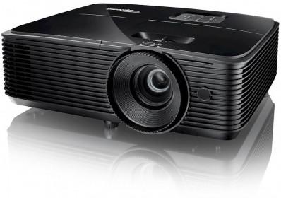 Projektor, Optoma DX318e, DLP, XGA (1024x768) felbontás, 4:3 képarány, Hordozható
