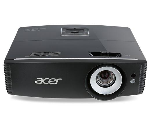 Projektor, Acer P6200S, DLP, XGA (1024x768) felbontás, 4:3 képarány