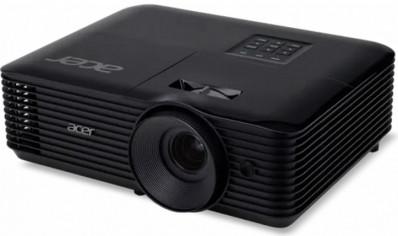 Projektor, Acer X1226AH, DLP, XGA (1024x768) felbontás, 4:3 képarány, Hordozható