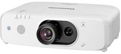 Projektor, Panasonic PT-FZ570EJ, LCD, WUXGA (1920x1200) felbontás, 16:10 képarány
