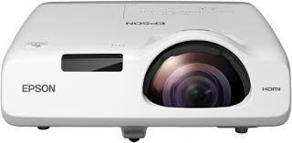 Projektor, Epson EB-535W, LCD, WXGA (1280x800) felbontás, 16:10 képarány, Hordozható