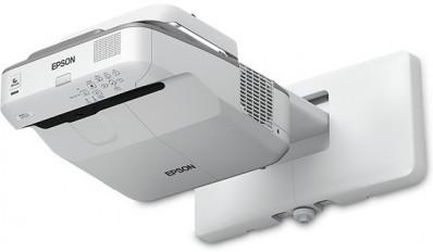 Projektor, Epson EB-685Wi, LCD, WXGA (1280x800) felbontás, 16:10 képarány