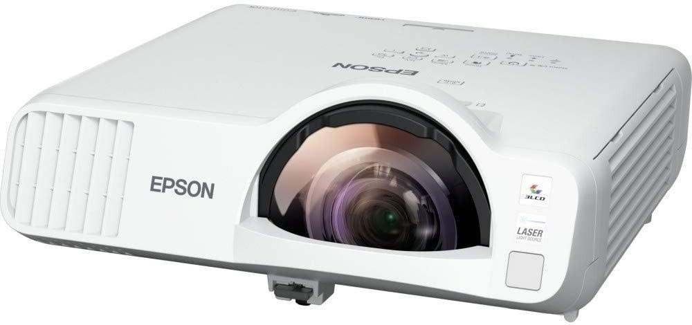 Projektor, Epson EB-L200SX, LCD, Lézer, XGA felbontás, 4:3 képarány