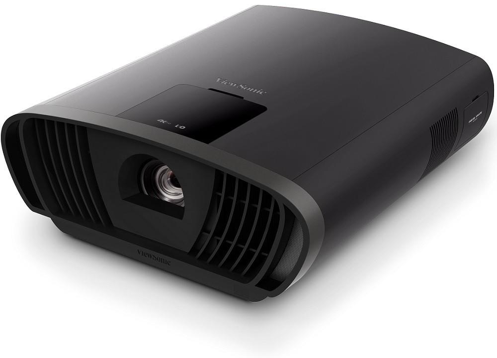 Projektor, ViewSonic X100-4K, LED, 4K felbontás, 16:9 képarány, Házimozis