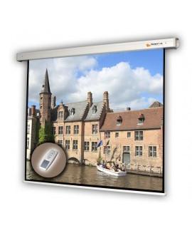 Vászon, FunScreen Motor Screen, 153 x 153 cm vászonméret, 1:1 képarány, Motoros