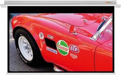Vászon, FunScreen Premium Plus In-Ceiling Motor, 111 x 180 cm vászonméret, 16:10 képarány, Motoros