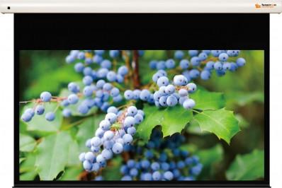 Vászon, FunScreen Premium Plus SA Motor, 237 x 342 cm vászonméret, 16:10 képarány, Motoros